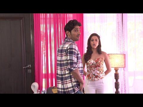 Movie Ishq Kabhi Kariyo Na On Location with Raima Sen and Pratik Babbar