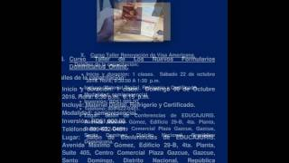 FERIA DE CURSOS Y TALLERES SOBRE DERECHO MIGRATORIO 2016-EDUCAJURIS.