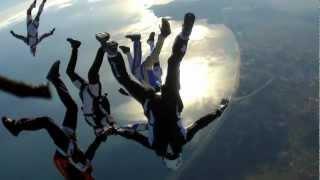 JVC TEAM SPORT - Parachutisme - Beauté, liberté, solidarité...
