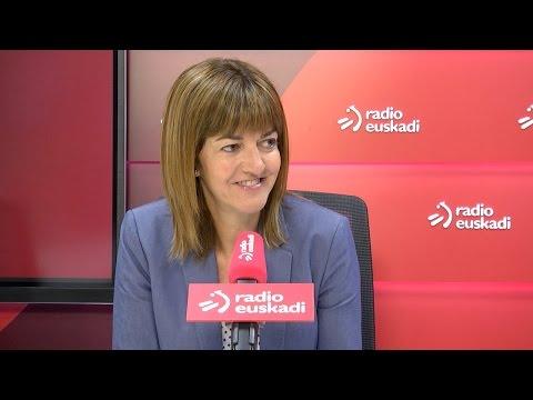 Entrevista a Idoia Mendia en Boulevard de Radio Euskadi [2016.06.29]