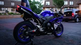 10. 2008 Yamaha R1