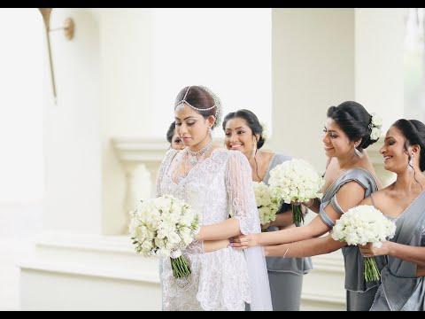 SURPRISE WEDDING DANCE RAJITH & GAYATHI | Galle Face Hotel видео