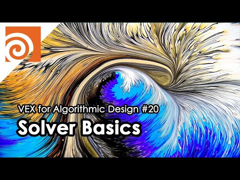 [VEX for Algorithmic Design] E20 _ Solver Basics