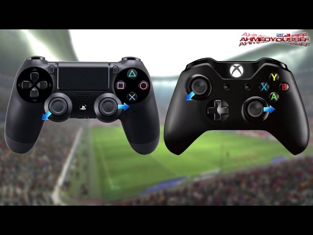 Book Cover Tutorial Xbox One : Pes skills tricks hd tutorial pc xbox one ps p