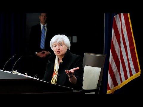 Σταθερά τα επιτόκια της Fed, λόγω Brexit- Πτώση στη Wall Street