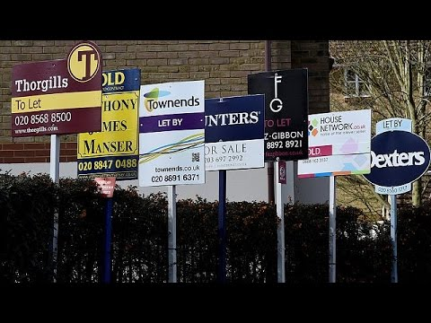 Βρετανία: Το Brexit παγώνει την αγορά ακινήτων – economy