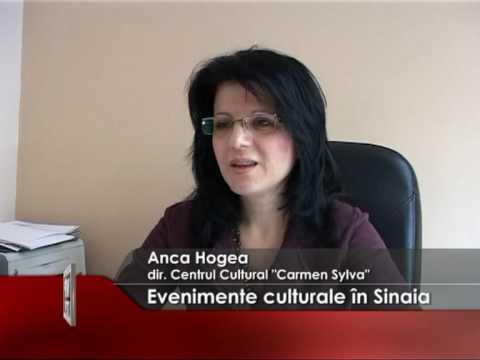 Evenimente culturale în Sinaia