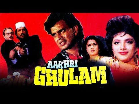 Aakhri Ghulam (1989) Full Hindi Movie | Mithun Chakraborty, Raj Babbar, Sonam, Moushmi Chatterjee