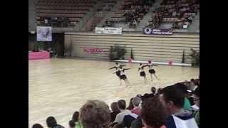 Mouilleron le Captif France  city photo : Championnat de France - Mouilleron-le-captif 2013 - Quartet Sénior