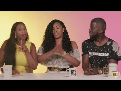 Saniy'yah Samaa Talks 'Basketball Wives' Fight & Dating A Mystery NBA Player