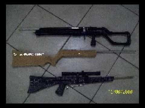 Arma caseira de pressão-(Mauricio)-AIRGUN-Mais uma pra coleção!!!