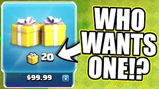 Video WHATS HIDDEN IN THE CLAN CHAT?! - Clash Of Clans - SURPRISE SURPRISE! MP3, 3GP, MP4, WEBM, AVI, FLV Agustus 2017