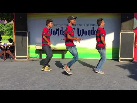 Funny Bollywood Dance Performance By Conquest Dance Crew