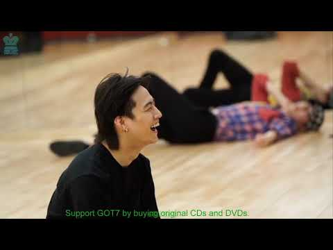 [GOT7] I Won't Let You Go - MV Making Dance Practice Part (Full)