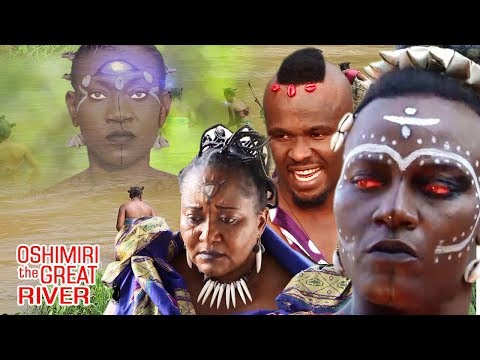 Oshimiri The Great River 3&4 -Latest Nigerian Nollywood Movie/African Movie/Family Movie Full Movie