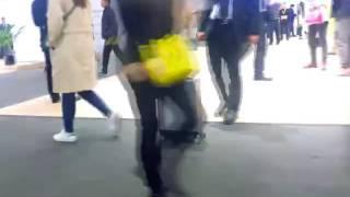 COWAROBOT R1在中國博覽會
