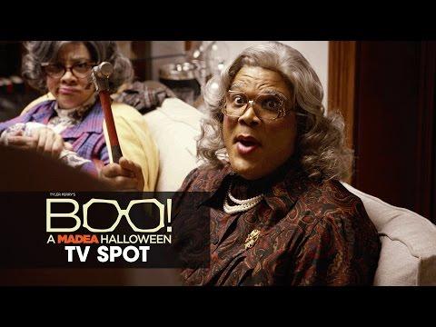 Boo! A Madea Halloween (TV Spot 'Terrifying')
