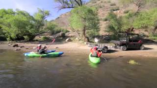 9. 2015 Kawasaki Mule PRO-FXT: The Rush of the River