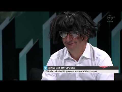 Posse 2014 - Hjallis Possen haastateltavana tekijä: MTV:n jaetut tv-hetket