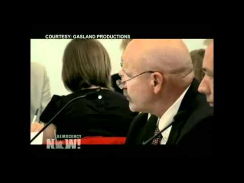 Democracy NOW! Fracking New York &amp; The EPA part 2