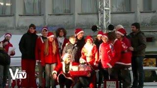 Palio dei Babbi Natale a Cornuda