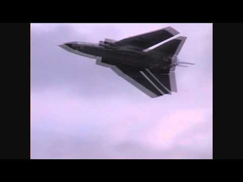Fast Jet Fighter Evolution over...