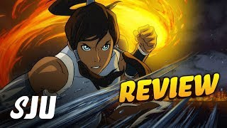 The Legend of Korra | Review! by Clevver Movies