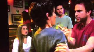 Charlie kicks high schooler out of Paddy's Pub