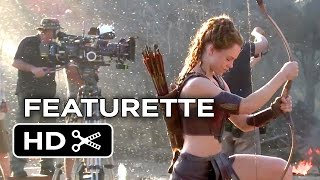 Hercules Featurette - Preparing For Battle (2014) - Dwayne Johnson, Irina Shayk Mythology Movie HD