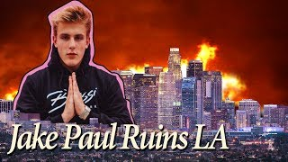 Video Jake Paul Ruins Los Angeles MP3, 3GP, MP4, WEBM, AVI, FLV Januari 2018