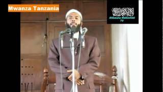 KHUTBA YA SWALA YA IJUMAA MADA. FITNA Prt. 1 By Ahmed Sh. Ahlusuna TV Mwanza Tanzania.avi