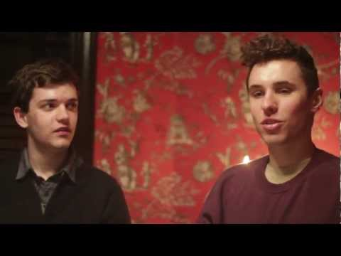 405 TV Interview: BADBADNOTGOOD