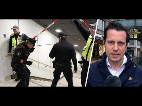 Bluttat am Jungfernstieg: Drei Männer verfolgten den  ...