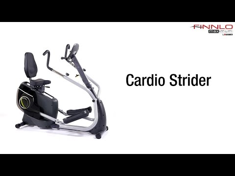 Finnlo Maximum Sitzergometer Cardio Strider, 3956
