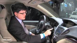 2014 Acura MDX  Car Video Review
