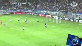 Cruzeiro 1x0 (4x3) São Paulo   Libertadores 2015   Melhores Momentos~1