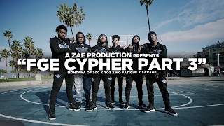 Download Lagu Montana Of 300 x TO3 x $avage x No Fatigue FGE CYPHER Pt 3 Shot By @AZaeProduction Mp3