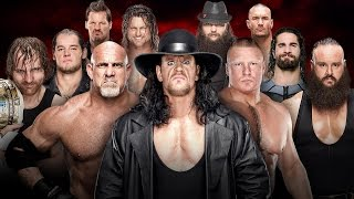 Nonton WWE 2K17 - 2017 Royal Rumble Match Film Subtitle Indonesia Streaming Movie Download