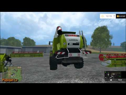 CLAAS LEXION 770 v1.3 final version