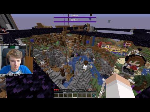 THE END OF L'MANBURG | dream smp war
