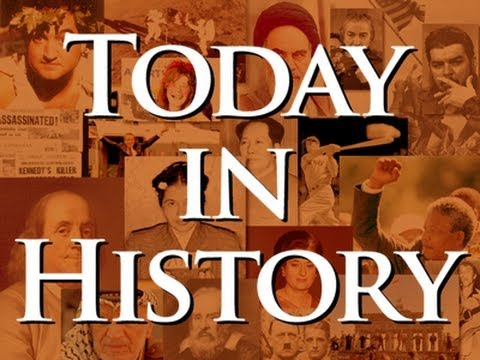 Today in History: October 14