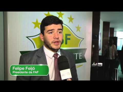 CBF Itinerante debate o futebol nordestino em Maceió