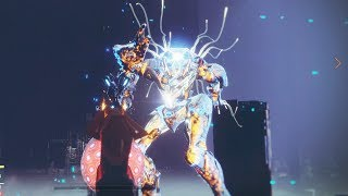 The final boss fight from the Destiny 2 Beta, the Modular Mind in 1080p on PS4 Pro.Subscribe ► http://bit.ly/SubscriiiibeTwitter ► https://twitter.com/BossFightDBDestiny 2 Boss Fight.