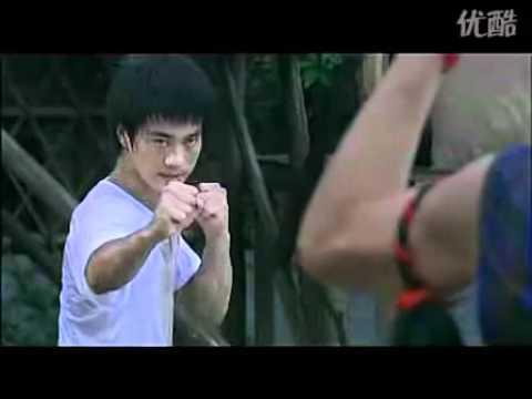 世界公認的李小龍VS世界最強的格斗術泰國拳王!