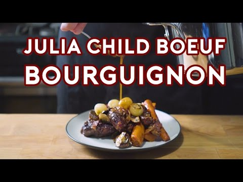 Binging with Babish: Boeuf Bourguignon from Julie & Julia