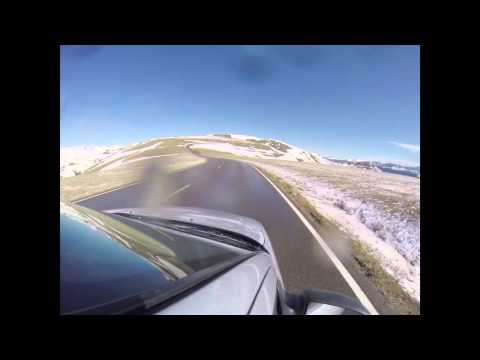 FAST Drive On Trail Ridge Road!