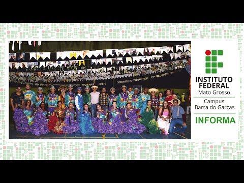 Campus Barra do Garças publica o Informa 11
