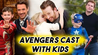 Video Avengers Cast Being THE CUTEST with Kids | Chris Evans Hemsworth Pratt RDJ Funny Moments MP3, 3GP, MP4, WEBM, AVI, FLV Mei 2019