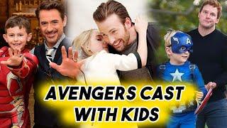Video Avengers Cast Being THE CUTEST with Kids | Chris Evans Hemsworth Pratt RDJ Funny Moments MP3, 3GP, MP4, WEBM, AVI, FLV Juli 2019
