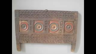 زخارف الخشب بمتحف الفن الإسلامي بالقاهرة
